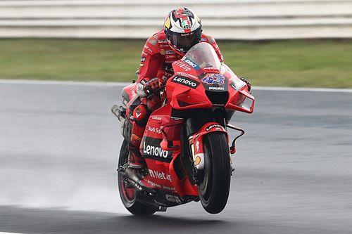 Jadwal MotoGP Emilia Romagna 2021 Hari Ini