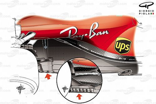A Ferrari nem viszi Barcelonába az új padlólemezét
