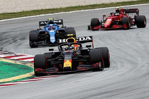 Perez Akui Belum Klop dengan Mobil Red Bull