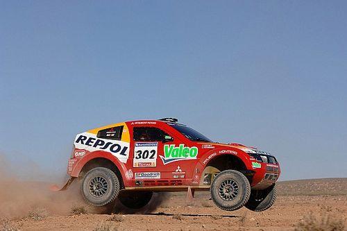 Mitsubishi Berancang-ancang Kembali ke Reli Dakar