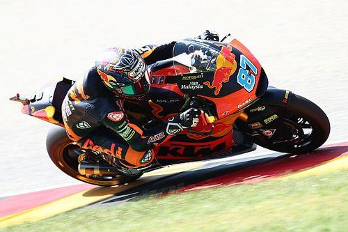 German Moto2: Remy Gardner takes dominant win as Fernandez crashes