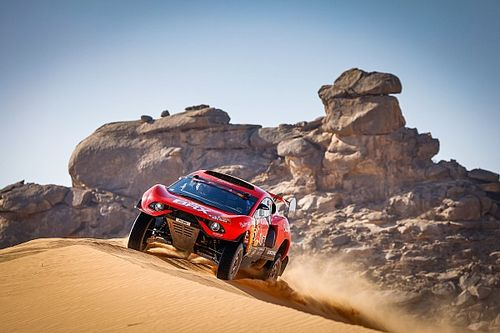 How Prodrive plans to use trial by Dakar to spur it to victory