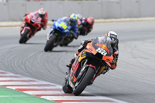"""Pour Michelin, """"la KTM rappelle la Honda d'il y a trois ou quatre ans"""""""