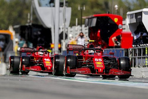 Ferrari: le (piccole) ambizioni di chi sta crescendo