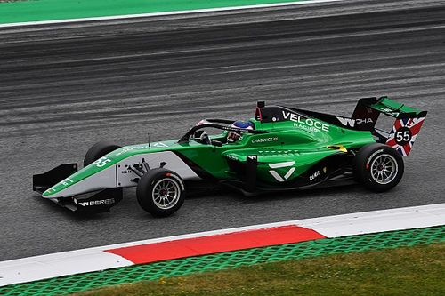 W Series Austria: Champion Chadwick claims Red Bull Ring pole
