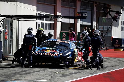 BMW's Wittmann reiterates calls to equalise DTM pitstops