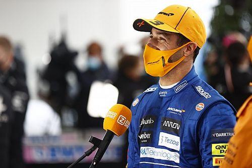 Ricciardo to demo Earnhardt NASCAR Cup car at US GP
