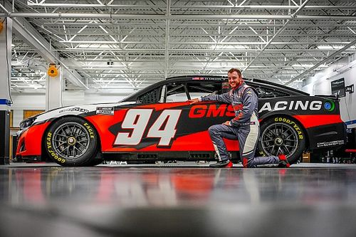 Ty Dillon to rejoin NASCAR Cup Series in 2022 with GMS Racing