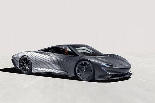 Quasi 3 mesi per creare la speciale tinta della McLaren Speedtail