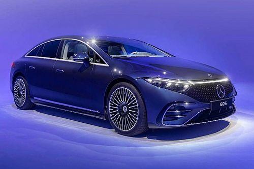 Lesz hátsókerék-kormányzás a Mercedes-Benz EQS-en, de...
