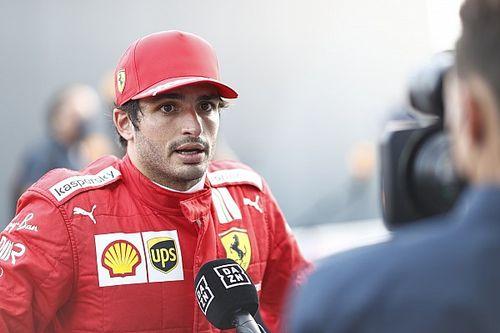 Sainz nie chce być jak Barrichello