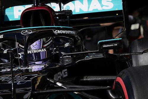 """Coulthard: """"Yaptığı hatalar, Hamilton'ın baskı altında olduğunu gösteriyor"""""""