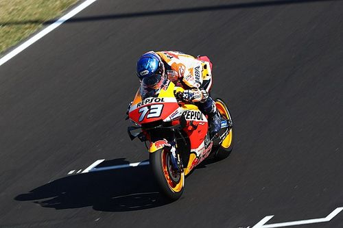 """Márquez: pilotos lesionados são """"passageiros"""" em moto """"exigente"""" da Honda na MotoGP"""