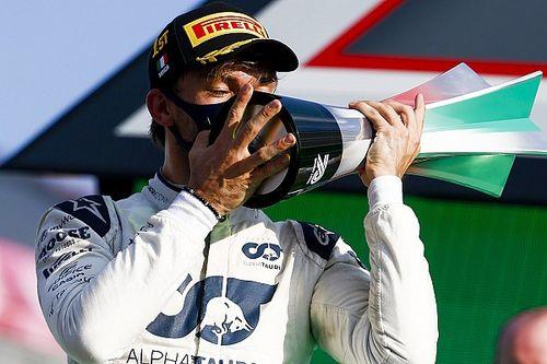 """Gasly: """"Fantastico correre in Francia da vincitore di un GP"""""""