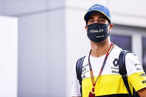 Ricciardo no descarta tener que hacerse un tatuaje tras Rusia