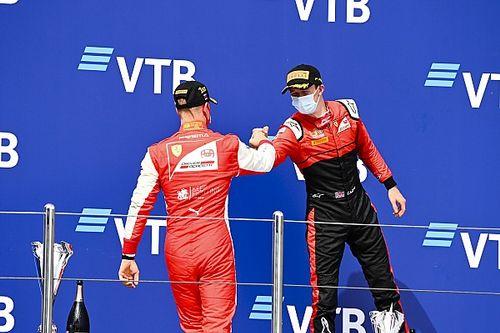 Ferrari-juniors mogen zich bewijzen tijdens vrije trainingen