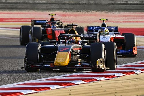 Bahrain F2: Tsunoda wins, showdown set between Schumacher, Ilott