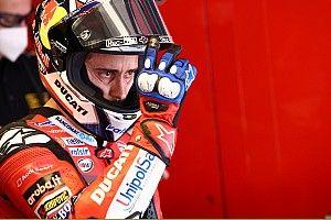 Dovizioso is klaar 'als er een belletje van Honda komt'