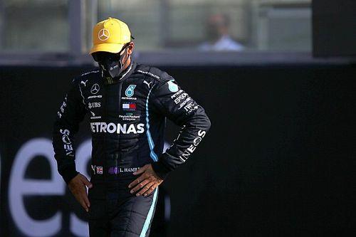 """Contrat Hamilton : Mercedes n'a """"jamais joué la carte Russell"""""""