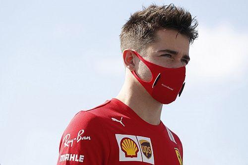 Leclerc helyzetjelentést adott állapotáról