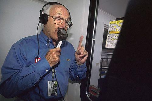 F1传奇解说员沃克去世