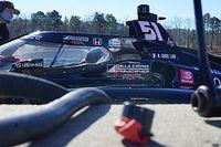 Grosjean znowu jeździ