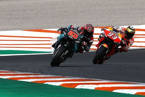 「今年はマルケスと常に戦いたい!」クアルタラロ、MotoGP2年目に気合入れる