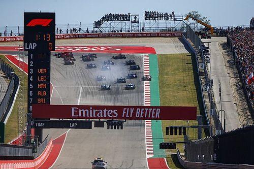 La parrilla del GP de Estados Unidos 2021 de F1 con las sanciones