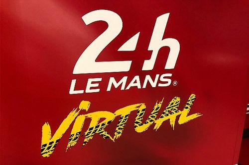 Virtual 24h di Le Mans: gara in diretta alle 15 su Motorsport.com