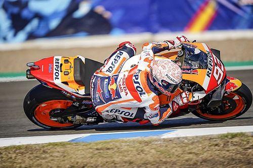 Márquez souhaiterait revenir à la compétition ce week-end