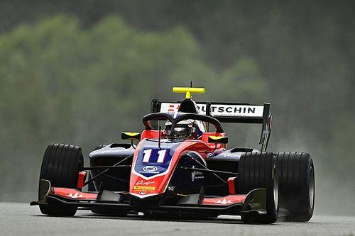 فورمولا 3: بيكمان يفوز بسباق المجر الممطر مستفيدًا من عقوبتَي فيسكال