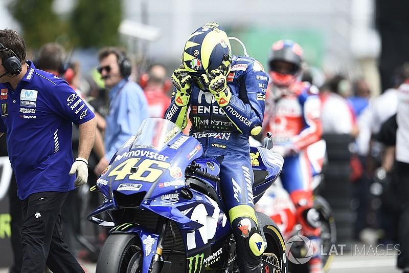 Rossi: Vamos melhorar de acordo com o desejo de vencer da Yamaha