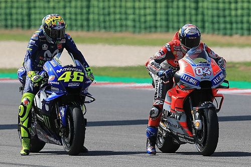 Rossi: Yamaha may have to consider V4 engine switch