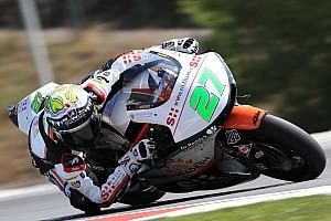 Moto2, Valencia, Libere 2: Lecuona si conferma sul bagnato, Baldassarri è terzo