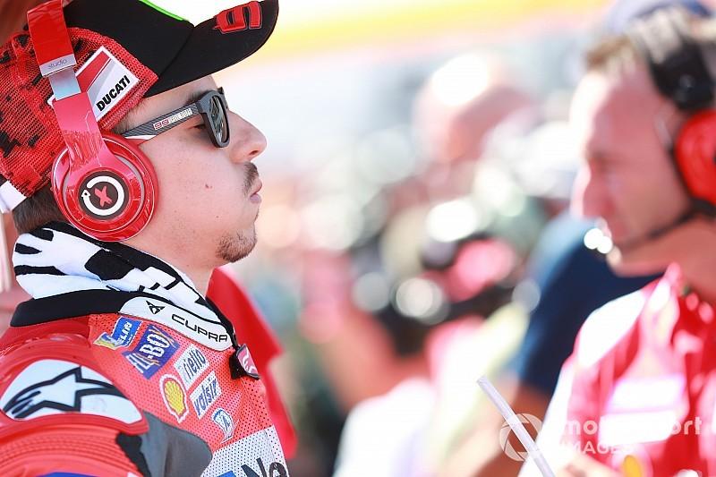 Ducati bestätigt: Jorge Lorenzo wird zum GP Malaysia reisen, aber ...