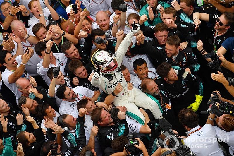 Mondiale Costruttori F1 2018: la Mercedes si è aggiudicata il titolo a Interlagos