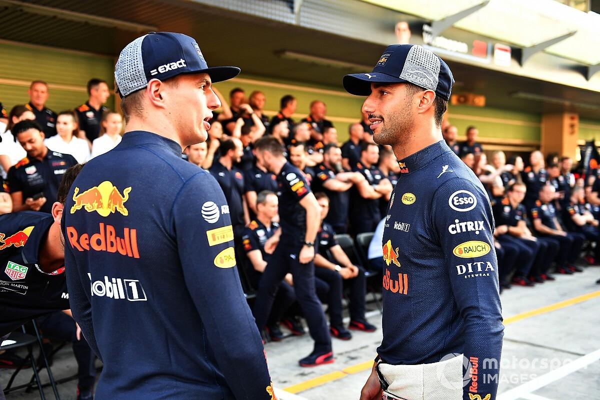 Ricciardo denies Horner charge of