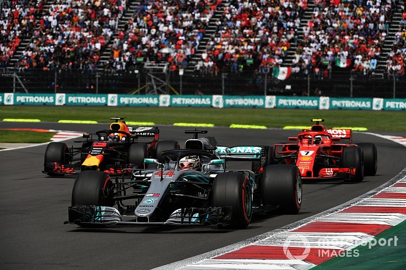 F1's 2019 rules to cut downforce loss by one third