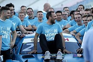 Meister Gary Paffett träumt von DTM-Gaststart mit der Nummer 1