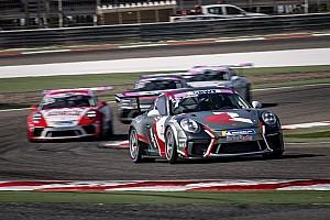 بورشه جي تي 3 الشرق الأوسط: الزُبير يهيمن على مجريات السباق الثاني في جولة البحرين