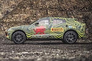 Vidéo - Aston Martin fait rouler son nouveau SUV, le DBX