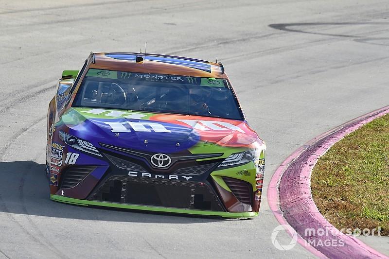 NASCAR: Martinsville-Pole für Kyle Busch