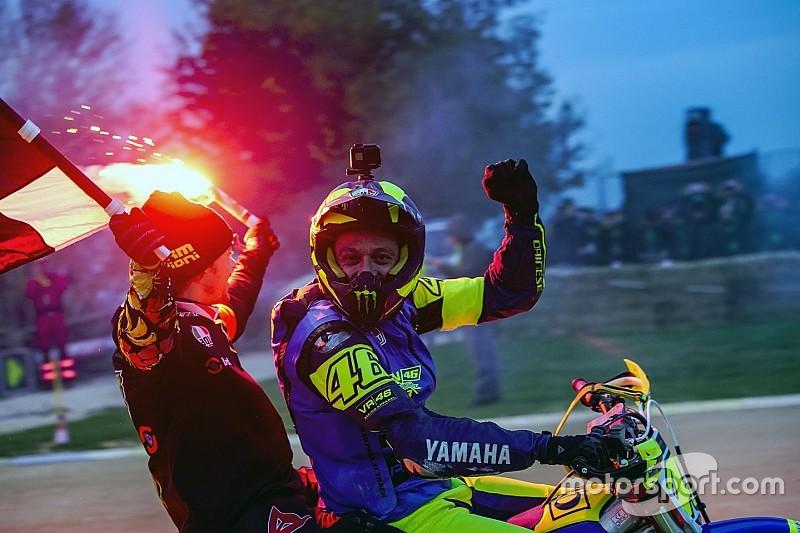 Rossi et Morbidelli s'imposent lors des 100 km des Champions