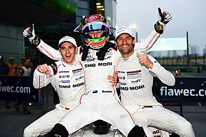 WEC Special feature Timo Bernhard: The perfect race for Porsche in Shanghai