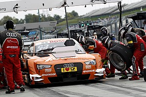 DTM Breaking news Audi confirms team structure for 2017 DTM season