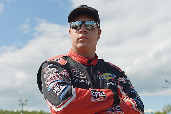NASCAR Canada Race report Cayden Lapcevich scores third win in Pinty's Series return to Jukasa