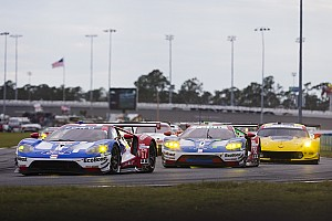 IMSA Race report Daytona 24 Hours: Hr21 – GTLM fight is on as Cadillac prototypes duel