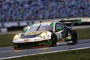 IMSA Breaking news Alegra Porsche takes upset win: