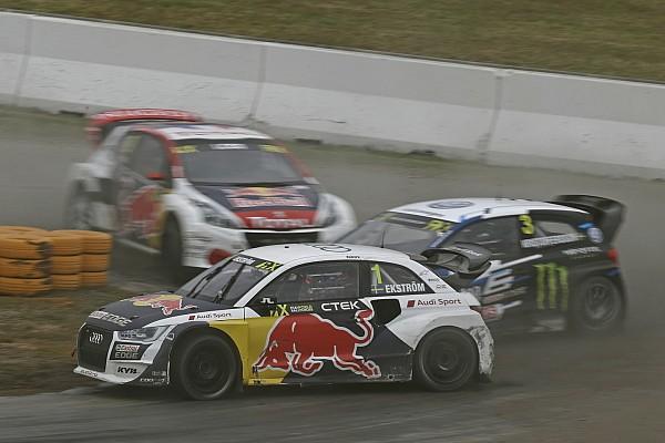 Rallycross-WM (WRX) 2017 in Hockenheim: Mattias Ekström siegt erneut