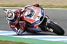 Лоренсо сравнил первый подиум за Ducati с победой